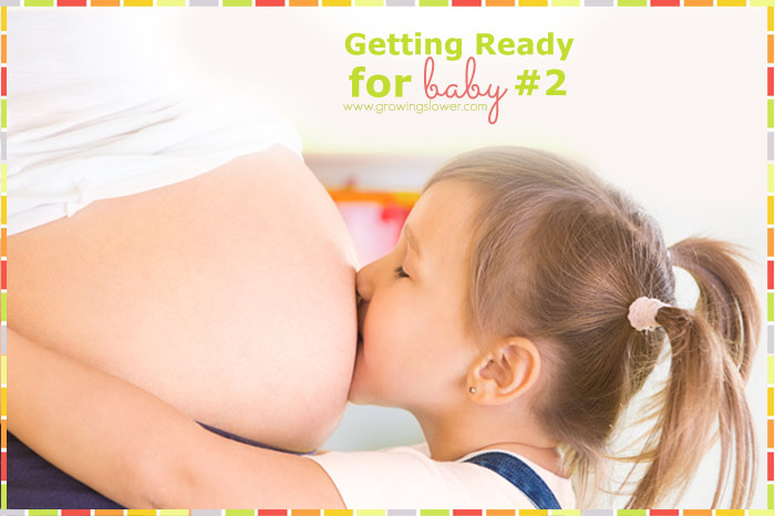 Getting Ready for Baby #2 Checklist