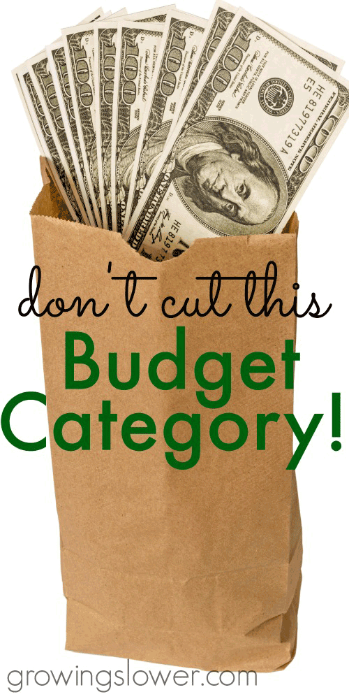 How to make a realistic budget, so you can stick to it long term and reach your big financial goals!