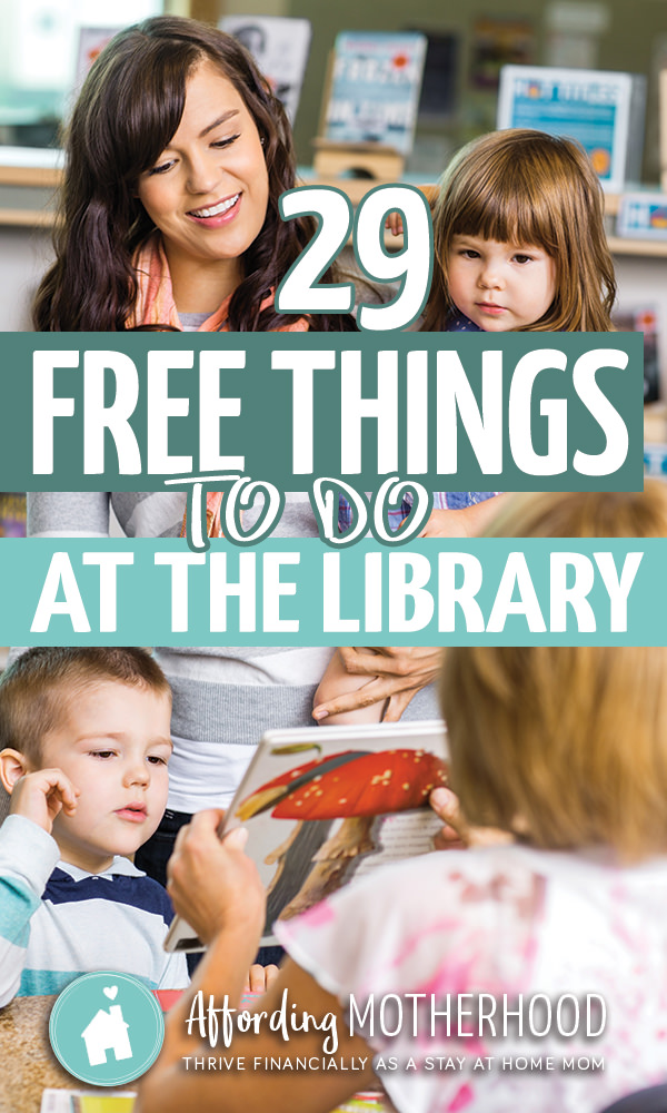 Your local library is a great place to look for free activities and entertainment, so you can create fun memories with your kids, even on a tight budget.