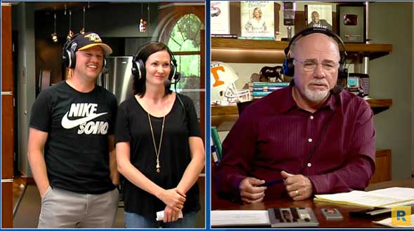 Chrysti and her husband started their journey to pay off debt with Financial Peace University. They finished it by doing their 'debt free scream' on the Dave Ramsey show.