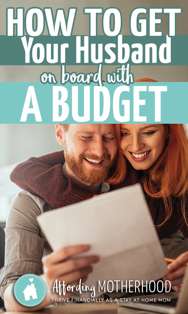 Is agreeing about how to spend or save your money a struggle? Try these 8 Tips for How to Get Your Husband on Board with a Budget.