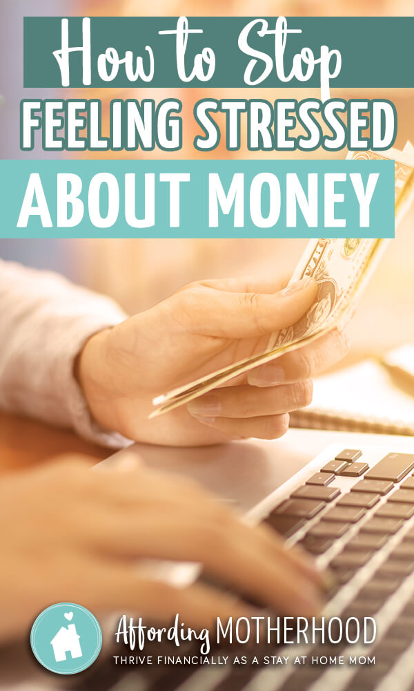 How to Stop Feeling Stressed About Money - Financial stress and anxiety, everyone has it right? Well, you might be surprised at how these very simple tips can help you stop stressing about money almost immediately. And less financial stress makes for better health, marriage, and family. Try it now.