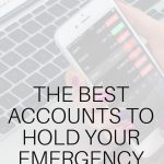 You can use your smartphone or laptop to easily manage the three most important bank accounts your family needs