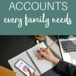 With only 1 to 2 hours per month, you can use these three bank account to save for emergencies, pay off debt, and be able to cover unexpected expenses